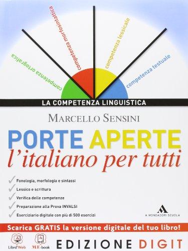 Porte aperte - L'italiano per tutti + Grammatica facile. Con Me book e Contenuti Digitali Integrativi online