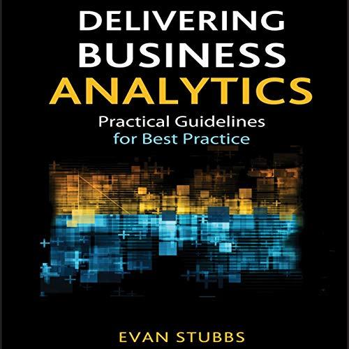 Couverture de Delivering Business Analytics