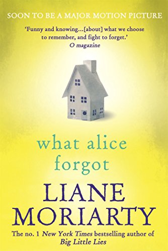 What Alice Forgot eBook: Moriarty, Liane: Amazon.com.au: Kindle Store