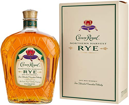 Crown Royal Northern Harvest Rye Whisky (1 x 1 l)