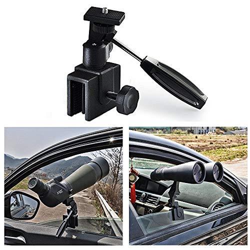 SOLOMARK Deluxe Vehicles Car Adjustable Window Mount