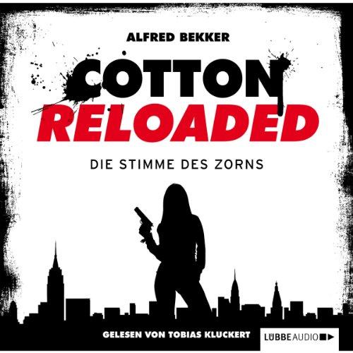 Die Stimme des Zorns (Cotton Reloaded 16) Titelbild