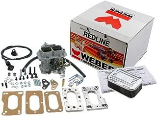 Weber Redline W0133-1823596-WEB Carburetor Kit 32/36 DGV - Manual Choke
