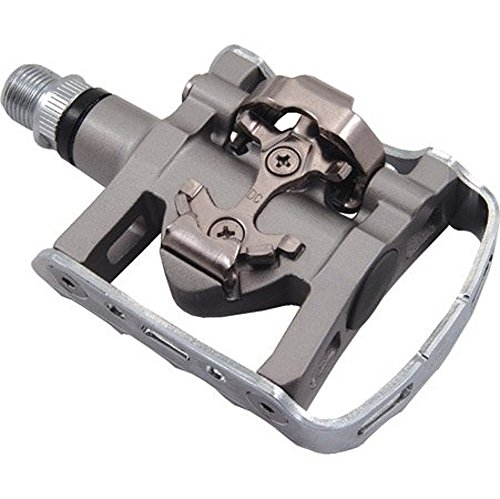 Shimano Pedal PD-M324, Silber, one size
