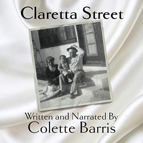 Claretta Street audiobook cover art