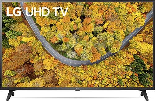 LG 50UP75009LF 127 cm (50 Zoll) UHD Fernseher (4K, 60 Hz, Smart TV) [Modelljahr 2021]