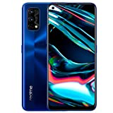 "Foto realme 7 Pro, Display Super AMOLED 6.4"", Processore Otto - Core Snapdragon 720G, 8 GB RAM + 128 GB ROM, Fotocamera Quadrupla Sony da 64 MP + Fotocamera Selfie 32 MP, Dual SIM, NFC, Blu"