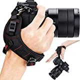 Mirrorless Camera Hand Grip Strap for Sony A7C A6600 A6500 A6400 A6300 A6100 A6000 A7SIII A7RIV A7RIII A7III A7RII A7SII...