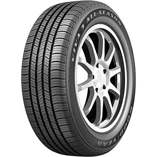 Goodyear Viva 3 All-Season Touring Radial Tire-195/70R14 91T
