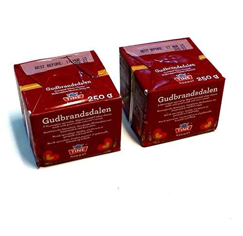Gudbrandsdalen Formaggio Al Caramello 2x250g