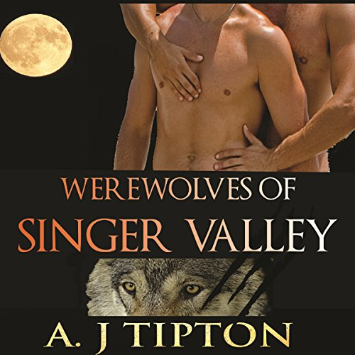 Werewolves of Singer Valley audiobook cover art