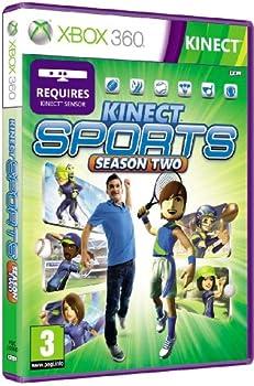 Kinect Sports  Season 2 - Kinect Required  Xbox 360