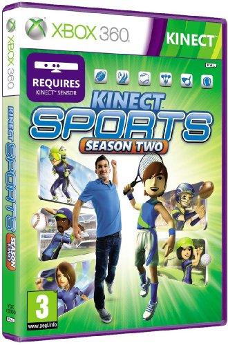 [UK-Import]Kinect Sports Season 2 Game XBOX 360