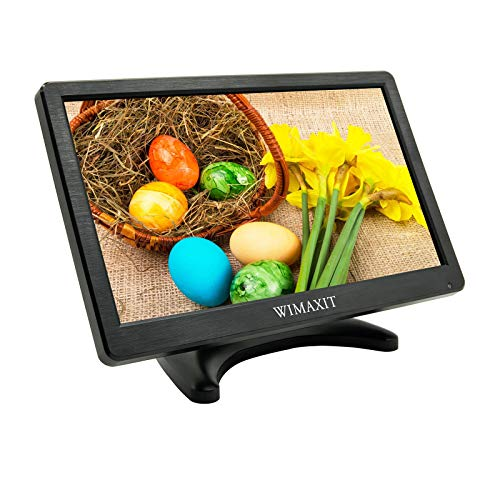 wimaxit 12 inch portable monitor