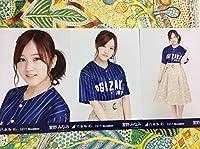 乃木坂46 写真 コンプ 星野みなみ 2017.November-ベースボールシャツ 3427