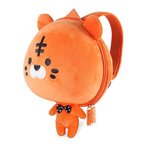 Mochila Infantil de Tigre MartinaZ (Naranja)