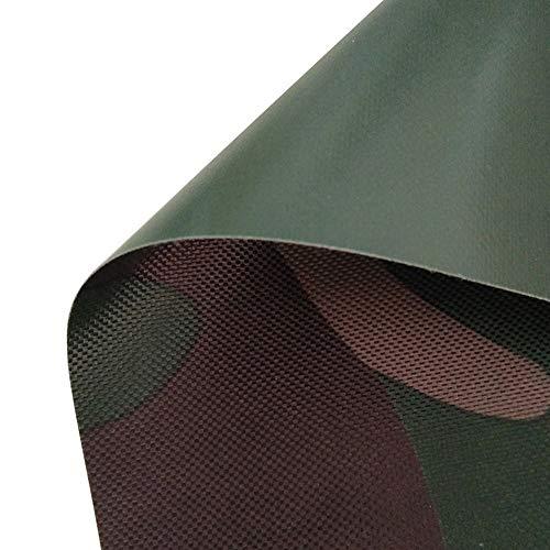 XIAOXIAO Lona De Camuflaje Resistente Hoja Impermeable Lienzo Oxford 600D Cubierta Hecha De Lona De 450 Gramos/Metro Cuadrado 21 Tamaños for La Opción (Size : 8M*10M)