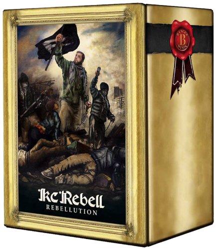 Rebellution (Hayvan Fan Box Edition)