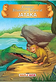 Jataka (Illustrated) by [Compiled by Maple Press, Maple Press]