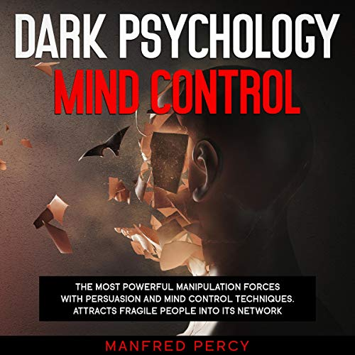Dark Psychology Mind Control cover art