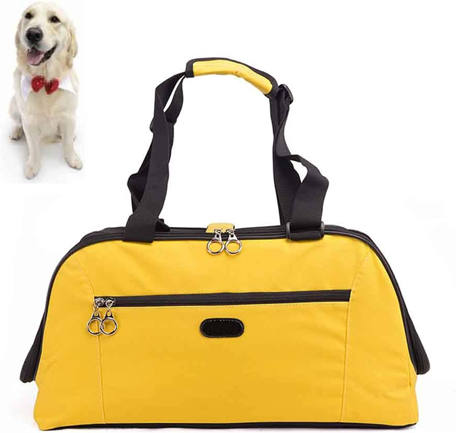 ACLBB Pet handbag, multifunction handbag, breathable travel bag, cat, dog