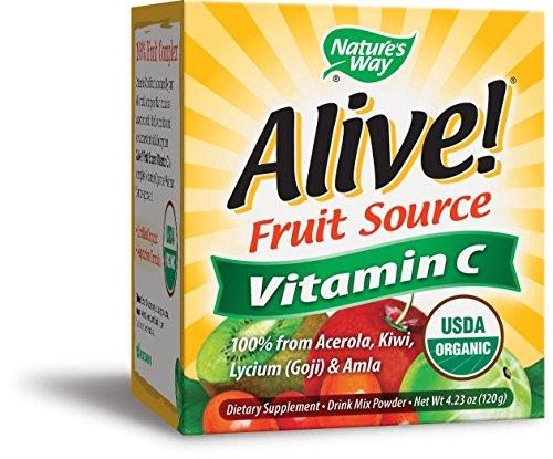 Nature's Way Alive! Vitamin C, Powder