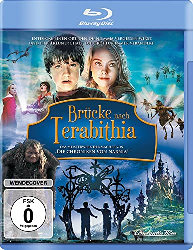 Brücke nach Terabithia [Blu-ray]