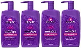 Aussie 袋鼠 奇迹 7N1 洗发水, 26.2 液体盎司 (778ml)(4瓶装)