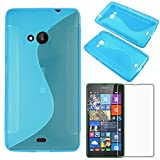 ebestStar - compatible with Microsoft Lumia 535 Case Nokia