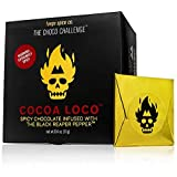 The Choco Challenge - Cocoa Loco Black Reaper - The Best and Hottest Chocolate Challenge In The World (The CHOCO Challenge)