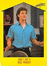 Kirk Cameron trading card Growing Pains Mike Seaver 1988 Topps #16
