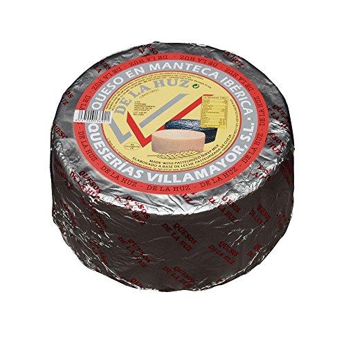 De La Huz Queso Gourmet en Manteca, Leche Pasteurizada Pequeño - 1100 gr