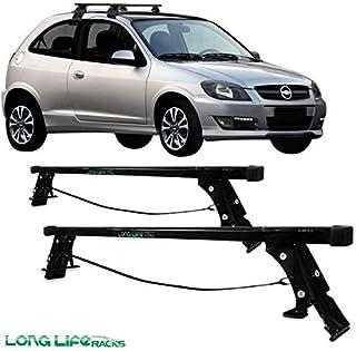Rack Long Life Em Aço Para Carros Sem Calha Celta - 2 Portas (Até 2003)