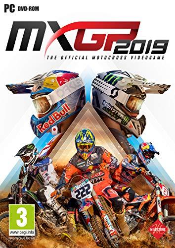 Koch Media MXGP 2019, PC vídeo - Juego (PC, PC, Racing, Modo multijugador, E (para todos))