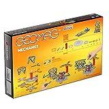 Geomag - Mechanics 722, Jeu de Construction, 6847, Multicolore, 146 Pièces