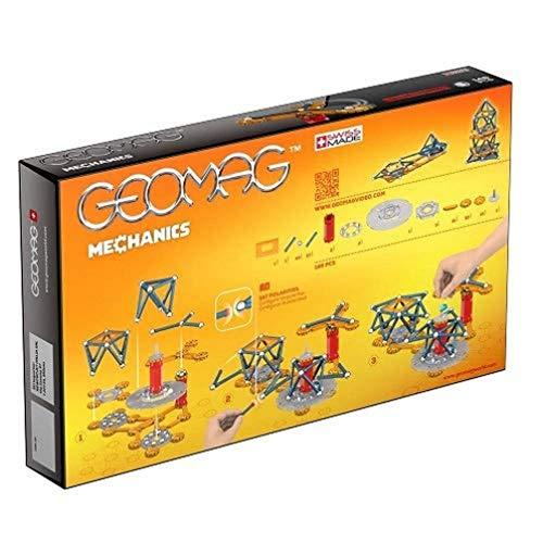 Geomag -   722 722-Mechanics,