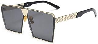 YANPAN - Gafas De Sol Cuadradas para Hombre