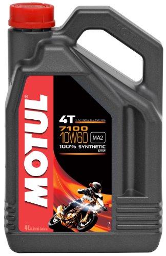 Motul 104101 7100 4T 10W-60, 4 L