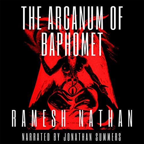 『The Arcanum of Baphomet』のカバーアート