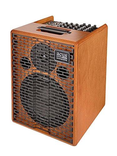 Acus Sound Engineering 03000801 OneforStrings 8 Acoustic Guitar Amplifier - Wood