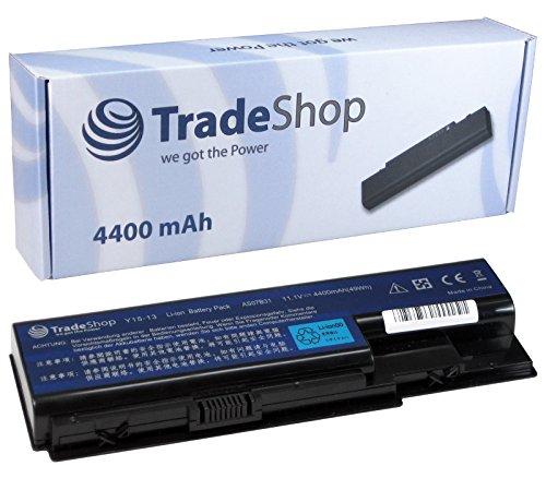 Batería 4400mAh 10.8V / 11.1V para Packard Bell EasyNote LJ63 LJ65 LJ67 LJ61 LJ71 LJ73 LJ75 LJ 61 LJ 63 LJ 65 LJ 67 LJ 71 LJ 73 LJ 75 eMachines E510 E510 E520 E520 G420 G520 G720 G 420 G-520 G-720