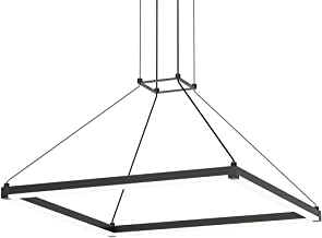 Sonneman 2787-25 24`` LED Pendant from The Stix Square Collection