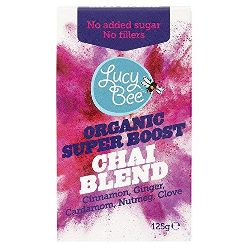 Lucy Bee Organic Super Boost Chai Blend - 125g