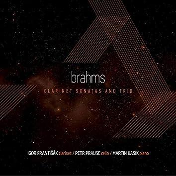 Brahms Clarinet Sonatas and Trio