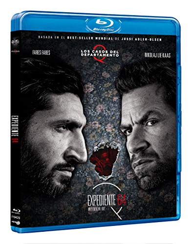 Expediente 64: Los Casos Del Departamento Q [Blu-ray]