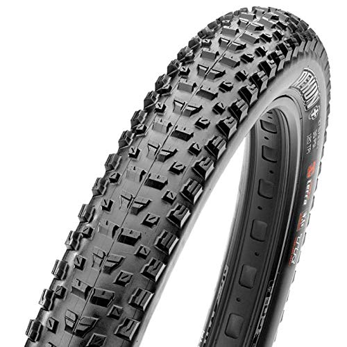 Maxxis Rekon + Mountain Bike Tyre Unisex Adults', Black, 27.5 x 2.60 inches.