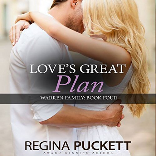 Love's Great Plan audiobook cover art