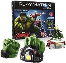 Marvel Avengers Playmation Gamma Gear Hulk Hands Starter Pack (Package of 2)