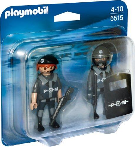 Playmobil 5515 - Duo Pack SEK-Team