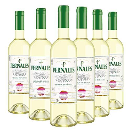 Pernales Verdejo - Pack 6 botellas de 75 cl - Vino blanco D.O.